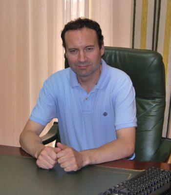 Joaquín Rodriguez - Alcalde de Aceuchal