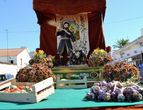 Imágenes Romería San Isidro Labrador Aceuchal 2019
