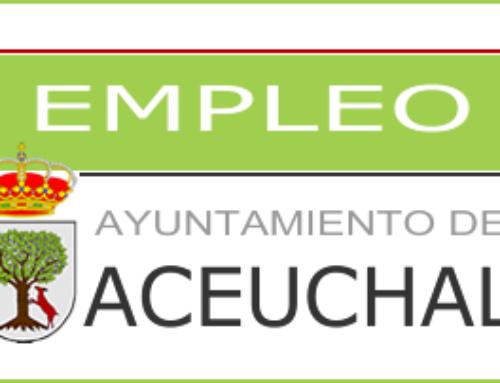 OFERTA DE EMPLEO 4 PROFESORES/AS ESCUELA MUNICIPAL MÚSICA CURSO 2019 2020