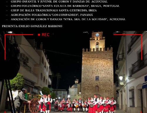 XXXVI CERTAMEN INTERNACIONAL DE COROS Y DANZAS