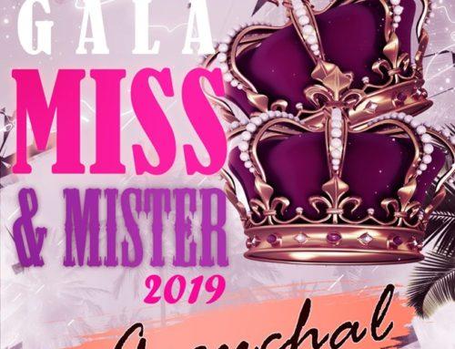 GALA MISS Y MISTER FIESTAS PATRONALES 2019
