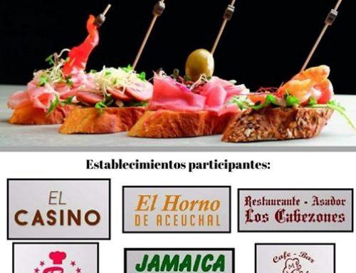 X RUTA DE LA TAPA ACEUCHAL 2019