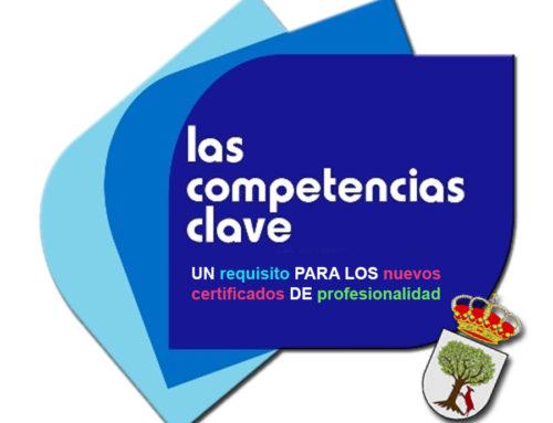 OBTENCIÓN COMPETENCIAS CLAVE (NIVEL 2) PARA CERTIFICADO PROFESIONALIDAD