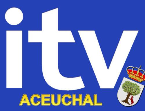 CITA ITV AGOSTO 2021