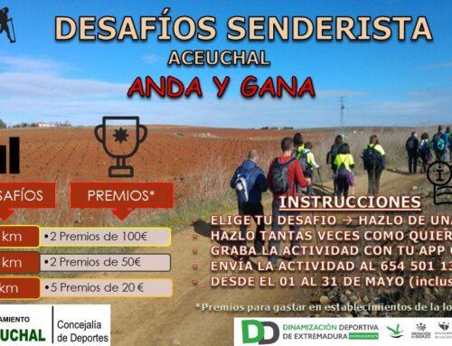 """RESULTADO I EDICIÓN DESAFÍO """"ANDA Y GANA"""""""