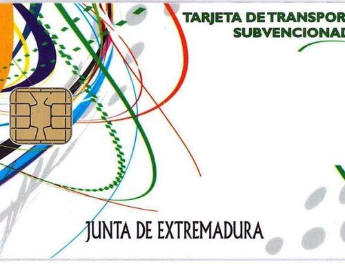 TARJETA DE TRANSPORTE SUBVENCIONADO